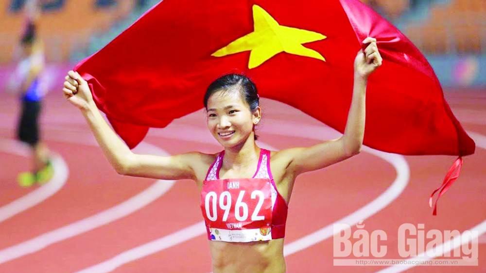 Nguyễn Thị Oanh và những bước chạy vượt giới hạn